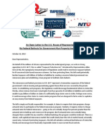 L12 10-16 Taxpayer Protection Act Coalition Letter FINAL