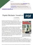 Popular Mechanics' Assault on 911
