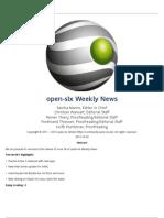 Open Slx Weekly News en 34
