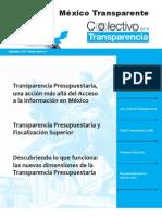 Boletín México Transparente, año 2012, número 4.