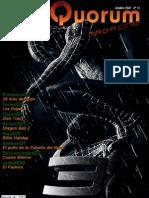 DVDQuorum Magacine (October 07)