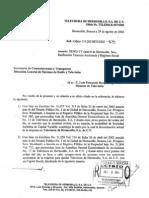 Primer Aviso a Sct de Cambio de Particpacion Accionaria Telemax