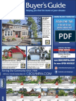 Coldwell Banker Olympia Real Estate Buyers Guide October 20th 2012