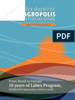 Labex Europe Embrapa 10 Years Les dossiers d'Agropolis Internatinal