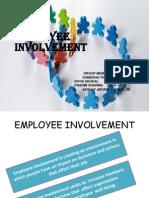 Employee Involvement Pptbb