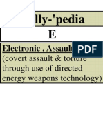 Rally-Pedia Flyers -Electronic Assault 2