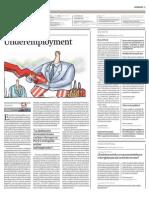Diario Gestión - Underemployment