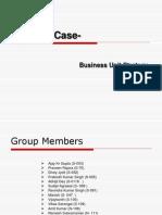 Fenesta Case- Business Unit Strategy-Final