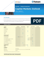 Putnam Capital Markets Outlook Q4 2012