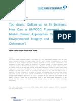 MOST IMPORTANT PRESENTATION _Framework for Market-based Approaches