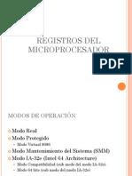 Registros Del Microprocesador