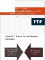 Fundações da Teoria de Marketing