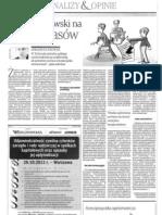 Radwan A. - Skład sędziowski na miarę czasów - Rzeczpospolita 18.10.2012
