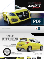 Suzuki Swift Sport 2013