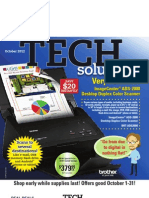 October 2012 Tech Solutions