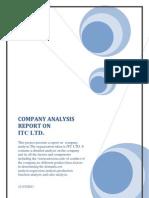 Report on ITC
