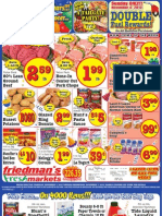 Friedman's Freshmarkets - Weekly Specials - November 1 - 6, 2012