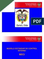 Departamento Administrativo de la Función Pública - MECI