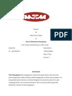 Synopsis of MRP Marketing (1)