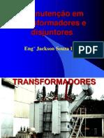 04 - Manutenção em transformadores e disjuntores