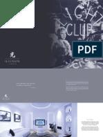 Illuxion London Light Club Brochure
