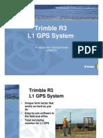 Trimble R3 L1 GPS Introduction_11