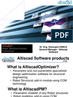 Altiscad Optimizer Presentation