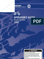 DS 90 Operator's Manual