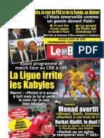 LE BUTEUR PDF du 19//10/2012
