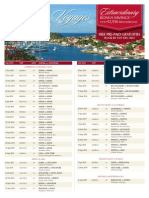 PRO40226 Winter Voyages Flyer EURO