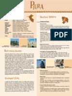 Turismo en Piura