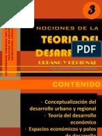 3 Nociones Teoria Dd- Desarrollo Economico y Polos de Desarrollo
