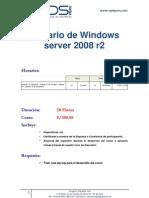 x.windows Server 2008