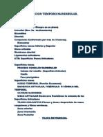 Articulacion Temporo Mandibular (1)