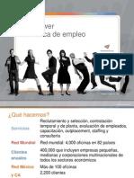 En Busca de Empleo 2012 MPG Ppt