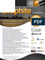 2nd Graphite Conference 2012