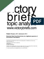 Victory Briefs