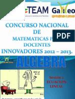 Consulte la presentación de la profesora  Elizabeth Castañeda Mendoza