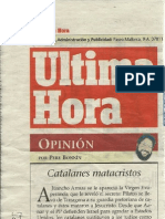 Catalanes matacristos