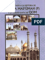 Un Vistazo a La Historia de Fatima Masuma y La Ciudad de Qom
