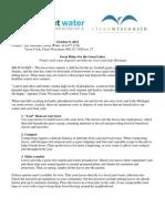 10.9.12 Leaf Disposal H2O Press+Release