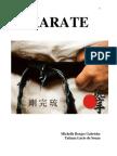 Apostila de Karate