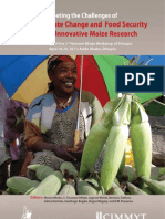 Meeting the challenges of global climate change and food security through innovative maize research. Proceedings of the National Maize Workshop of Ethiopia, 3; Addis Ababa, Ethiopia; 18-20 April, 2011
