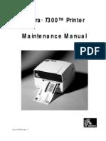 Zebra Label Printer T300 Parts & Service