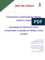 Projeto de Leitura Flávia