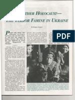 The Other Holocaust - The Terror Famine in Ukraine