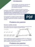 Métodos analíticos de análisis cinemático