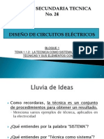 Clases de Tecnicas y Sistemas DCE 1 ESO