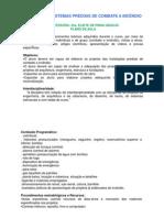 INSTALAÇÃO DE COMBATE A INCÊNDIO-slides