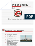 06F Pulverized Coal Boilers